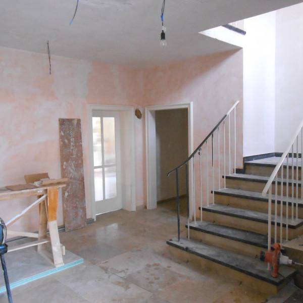 Eingangsbereich/ vorher